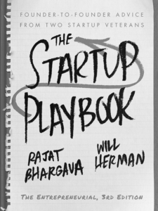 The Startup Playbook by Rajat Bhargava and Will Herman